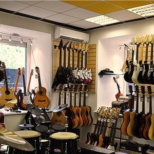 Музыкальные магазины Волосово