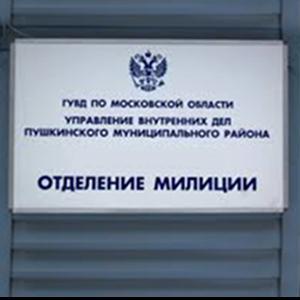 Отделения полиции Волосово