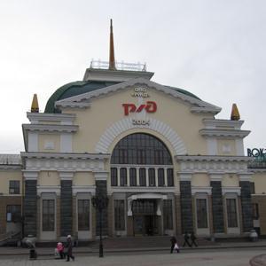 Железнодорожные вокзалы Волосово